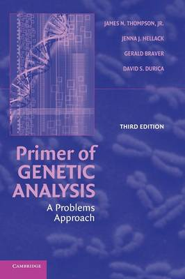 Primer of Genetic Analysis: A Problems Approach (Hardback)