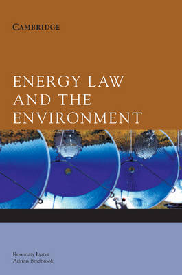 Energy Law and the Environment (Paperback)