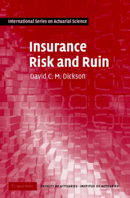 International Series on Actuarial Science: Insurance Risk and Ruin (Hardback)
