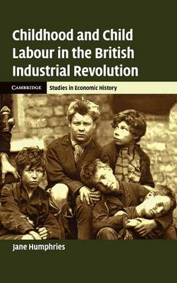 Childhood and Child Labour in the British Industrial Revolution - Cambridge Studies in Economic History: Second Series (Hardback)