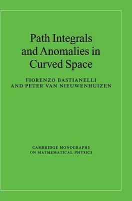 Cambridge Monographs on Mathematical Physics: Path Integrals and Anomalies in Curved Space (Hardback)