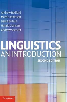 Linguistics: An Introduction (Hardback)
