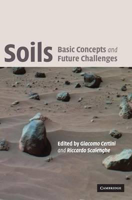 Soils: Basic Concepts and Future Challenges (Hardback)