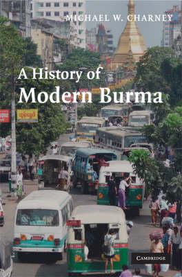 A History of Modern Burma (Hardback)