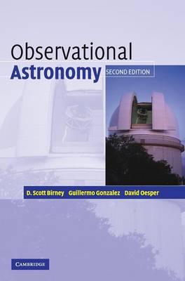 Observational Astronomy (Hardback)