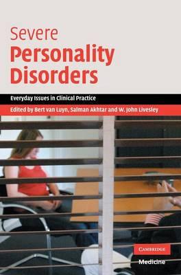 Severe Personality Disorders (Hardback)