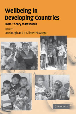 Wellbeing in Developing Countries: From Theory to Research (Hardback)