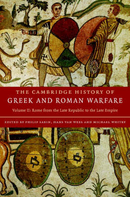 The Cambridge History of Greek and Roman Warfare 2 Volume Hardback Set