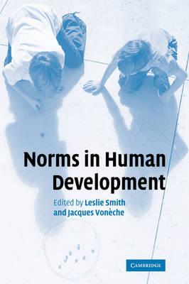 Norms in Human Development (Hardback)