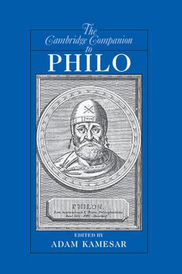 The Cambridge Companion to Philo - Cambridge Companions to Philosophy (Hardback)