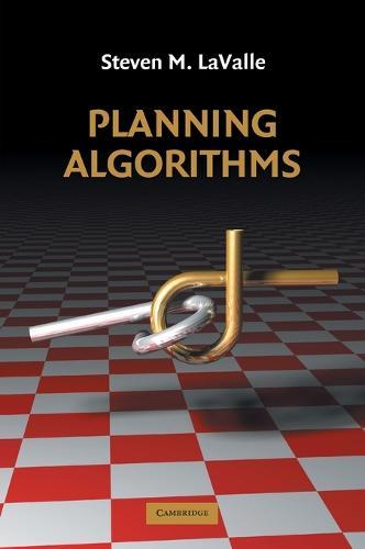 Planning Algorithms (Hardback)