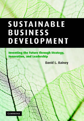 Sustainable Business Development: Inventing the Future Through Strategy, Innovation, and Leadership (Hardback)