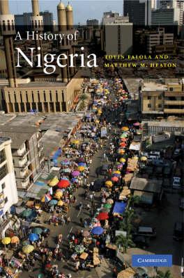 A History of Nigeria (Hardback)