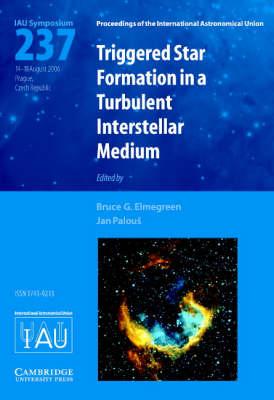 Triggered Star Formation in a Turbulent Interstellar Medium (IAU S237) - Proceedings of the International Astronomical Union Symposia and Colloquia (Hardback)