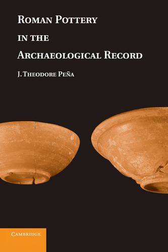 Roman Pottery in the Archaeological Record (Hardback)