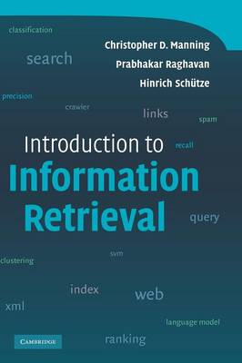 Introduction to Information Retrieval (Hardback)