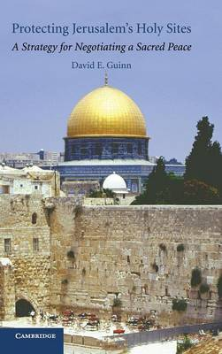 Protecting Jerusalem's Holy Sites: A Strategy for Negotiating a Sacred Peace (Hardback)