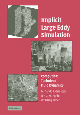 Implicit Large Eddy Simulation: Computing Turbulent Fluid Dynamics (Hardback)