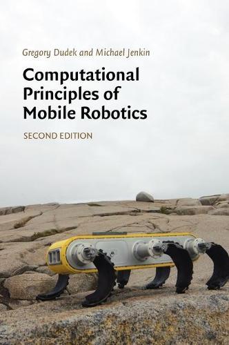 Computational Principles of Mobile Robotics (Hardback)