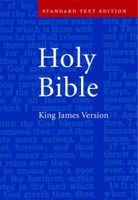 KJV Emerald Text Bible, Red-letter Text, KJ530:TR (Hardback)