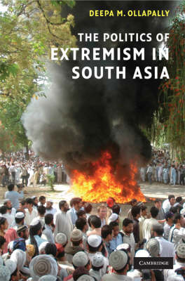 The Politics of Extremism in South Asia (Hardback)