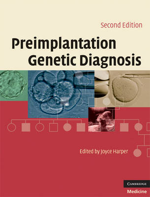 Preimplantation Genetic Diagnosis (Hardback)