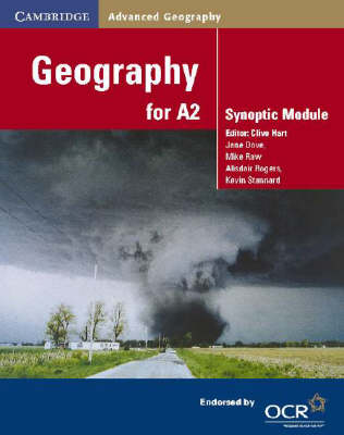 Geography for A2: Synoptic Module (Paperback)
