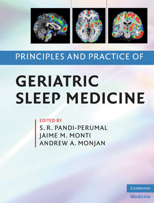 Principles and Practice of Geriatric Sleep Medicine (Hardback)