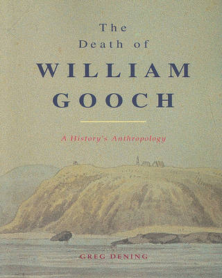 The Death Of William Gooch (Paperback)