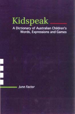Kidspeak (Hardback)