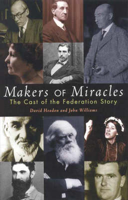 Makers Of Miracles (Paperback)