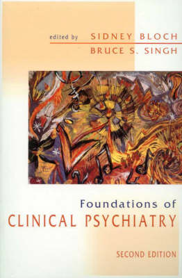 Foundations of Clinical Psychiatry (Paperback)