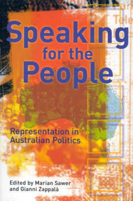 Speaking For The People (Paperback)