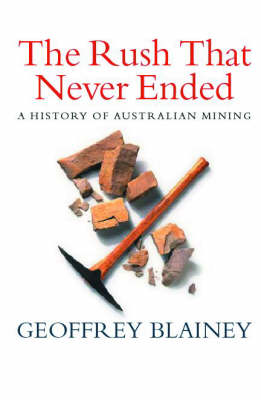 The Rush That Never Ended (Paperback)
