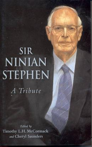 Sir Ninian Stephen (Hardback)
