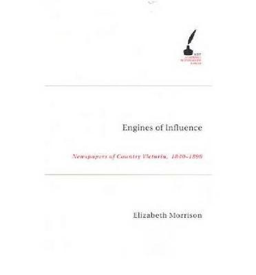 Engines Of Influence (Paperback)