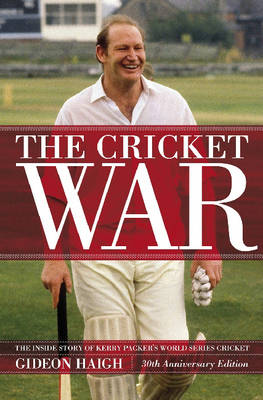 The Cricket War (Paperback)
