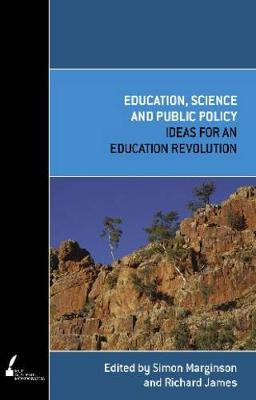 Education, Science and Public Policy - Academic Monographs (Paperback)