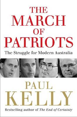 The March of Patriots (Hardback)