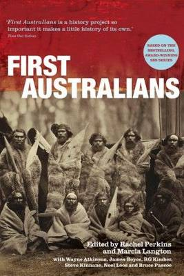First Australians (Unillustrated) (Paperback)
