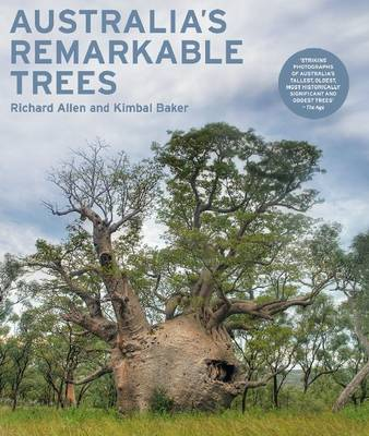 Australia's Remarkable Trees (Paperback)