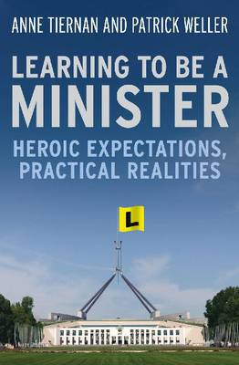 Learning to Be a Minister: Heroic Expectations, Practical Realities (Paperback)