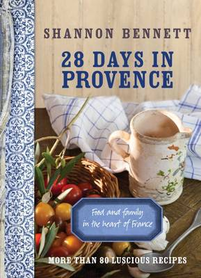 28 Days In Provence (Paperback)