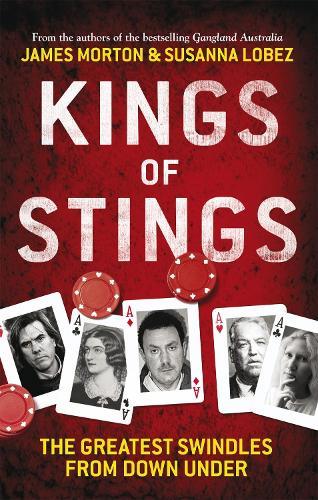 Kings Of Stings (Paperback)