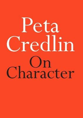 On Character (Paperback)