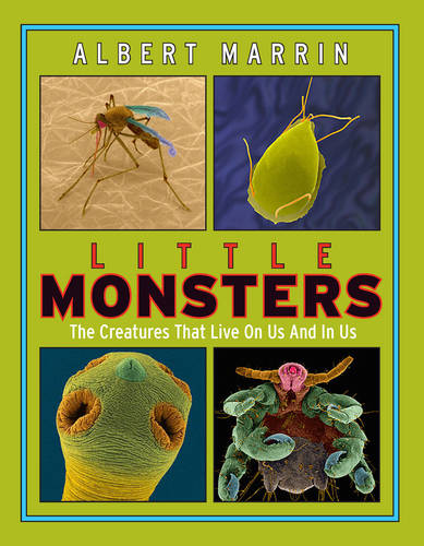 Little Monsters: The Creatures That Live On Us And In Us (Hardback)