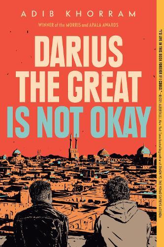 Darius The Great Is Not Okay (Paperback)