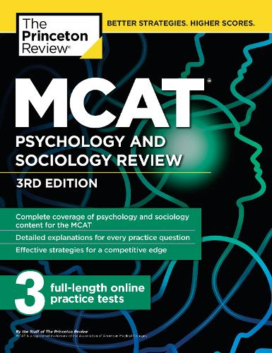 MCAT Psychology and Sociology Review - Graduate Test Prep (Paperback)