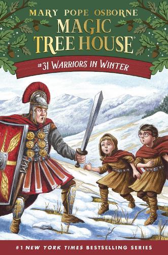 Warriors In Winter - Magic Tree House (Hardback)