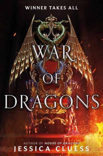 War of Dragons (Hardback)